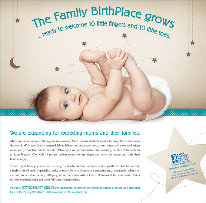 Family BirthPlace Expansion Ad