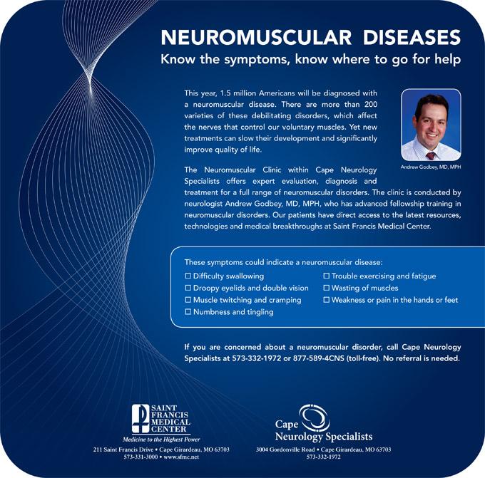 Neuromuscluar Clinic Campaign
