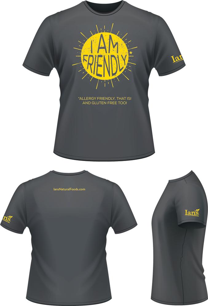 Ian's Event T-shirt